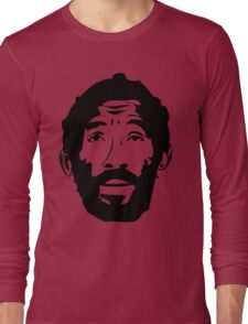 Lee Scratch Perry Reggae Stencil Long Sleeve T-Shirt