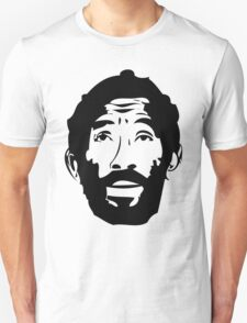 Lee Scratch Perry Reggae Stencil T-Shirt