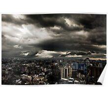 Dhaka: The Mega City Before the Storm Poster