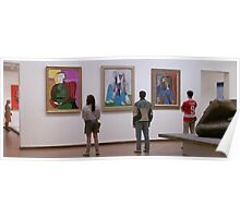Ferris Bueller- Art Museum Poster