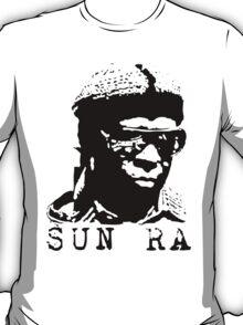 Sun Ra Stencil T-Shirt T-Shirt