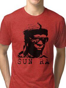 Sun Ra Stencil T-Shirt Tri-blend T-Shirt