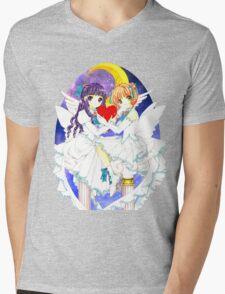 Cardcaptors  Mens V-Neck T-Shirt
