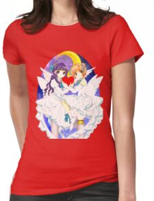 Cardcaptors  Womens Fitted T-Shirt