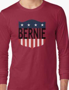 BERNIE stars and stripes Long Sleeve T-Shirt