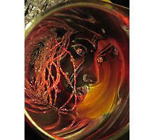 Fire Spirit Photographic Print