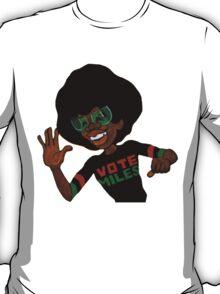 Vote For Miles Davis Jazz T-Shirt