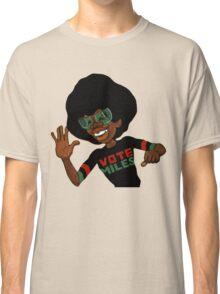 Vote For Miles Davis Jazz Classic T-Shirt