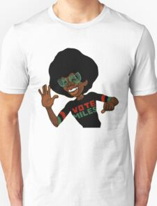 Vote For Miles Davis Jazz Unisex T-Shirt