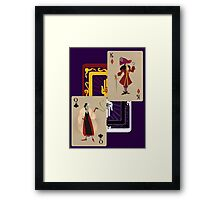 The Psychotic Narcissists Framed Print