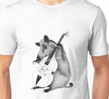 Cellist Boar Unisex T-Shirt