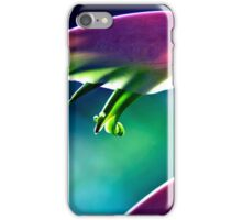 Sexy Pink - heliconia flower iPhone Case/Skin
