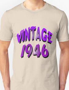 Vintage 1946 T-Shirt