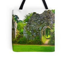 Now Which Way Tote Bag