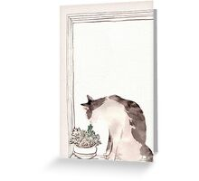 smell Greeting Card