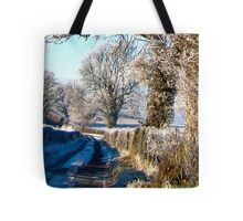 Country Lane Tote Bag