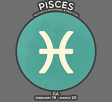 Pisces by Cagdas Kaya