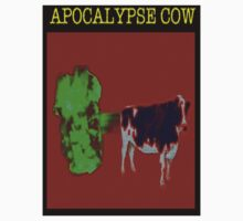 Apocalypse cow backfire by Alien Banana