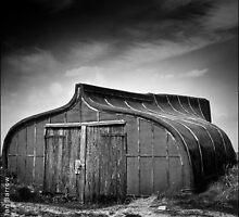 Boat House - Lindisfarne by synergymono