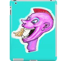 Bird In Mouth  iPad Case/Skin