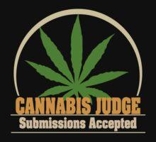 Funny Cannabis by MarijuanaTshirt