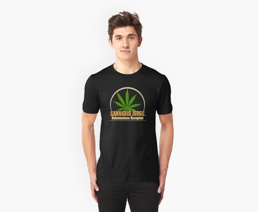 Funny Cannabis by MarijuanaTshirt