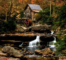 Glade Creek by Bob Melgar