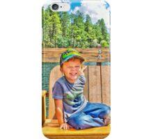 Prescott Arizona Goldwater Lake iPhone Case/Skin