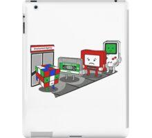 The good games iPad Case/Skin