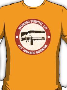 Wendigo Survival Kit - Until Dawn T-Shirt