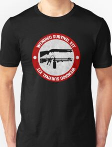 Wendigo Survival Kit - Until Dawn Unisex T-Shirt