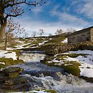 Cray Gill Barn by Andrew Leighton