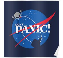 To Panic is not an Option! Poster