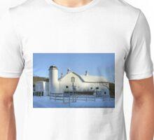 Rural Winter Whites Unisex T-Shirt