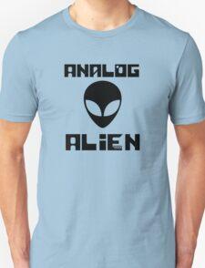 Analog Alien Unisex T-Shirt
