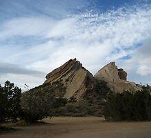 Old Man Revisited -Vasquez Rocks by Bellavista2