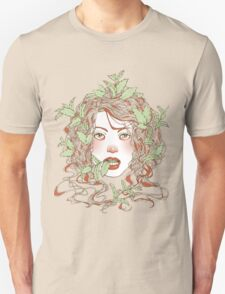Peppermint Girl Unisex T-Shirt