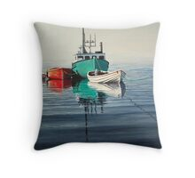 Fogbound Throw Pillow