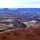 Green River - Canyonlands by dandefensor