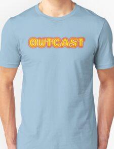 Funny Marijuana Outcast Unisex T-Shirt