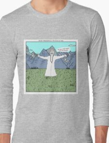 Young Frankenstein + The Sound of Music Long Sleeve T-Shirt