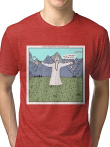 Young Frankenstein + The Sound of Music Tri-blend T-Shirt