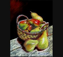Pears and Apples  Pastel painting Unisex T-Shirt