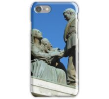 Confederate Women's Memorial iPhone Case/Skin