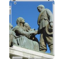 Confederate Women Memorial iPad Case/Skin