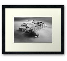 That Silver Light Framed Print