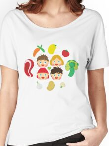 Happy Meal 2 Women's Relaxed Fit T-Shirt