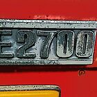 Mazda E2700 - The Emblem! by Kristen McLachlan