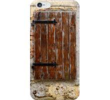 Shuttered iPhone Case/Skin