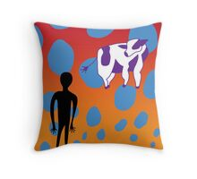 I Care What You Think Throw Pillow